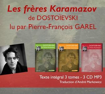 """Fiodor Dostoievski, """"Les frères Karamazov"""""""