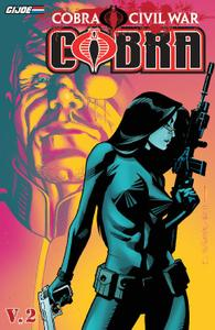 IDW-G I Joe Cobra Civil War Cobra Vol 02 2012 Hybrid Comic eBook