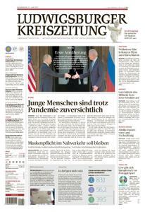 Ludwigsburger Kreiszeitung LKZ - 17 Juni 2021