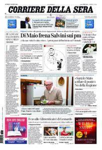 Corriere della Sera – August 27, 2018