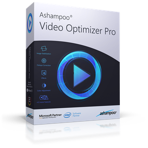 Ashampoo Video Optimizer Pro 1.0.4 (x64) Multilingual + Portable