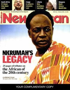New African - February 2006