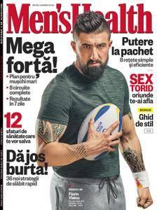 Men's Health Romania - aprilie 2018