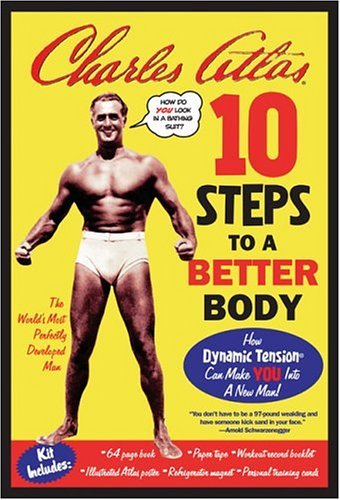 Ten Steps To A Better Body