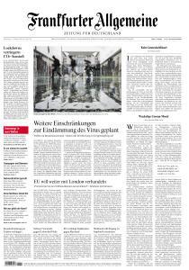Frankfurter Allgemeine Zeitung - 15 Oktober 2020