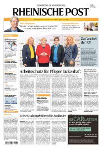 Rheinische Post – 28. November 2019