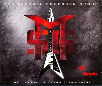 The Michael Schenker Group - The Chrysalis Years (1980-1984) (2012) [5CD Box Set] Repost