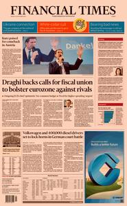 Financial Times Europe – 30 September 2019