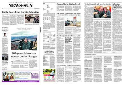 Lake County News-Sun – March 11, 2019