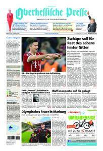 Oberhessische Presse Hinterland - 13. September 2017