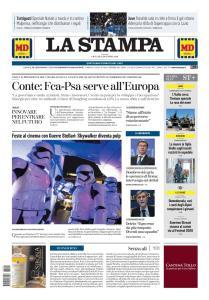 La Stampa Imperia e Sanremo - 19 Dicembre 2019
