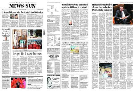 Lake County News-Sun – January 29, 2018