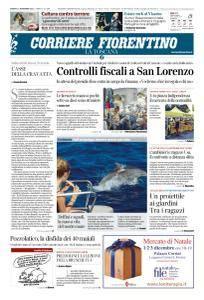 Corriere Fiorentino La Toscana - 11 Novembre 2017