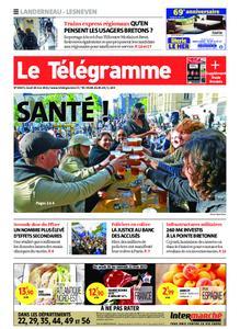 Le Télégramme Landerneau - Lesneven – 20 mai 2021