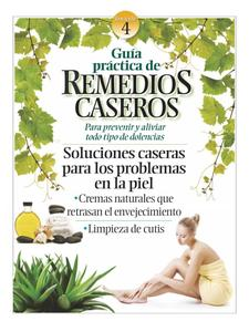 Remedios Caseros – junio 2021