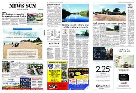 Lake County News-Sun – August 11, 2018