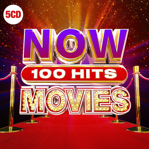 VA - NOW 100 Hits Movies (5CD, 2019)