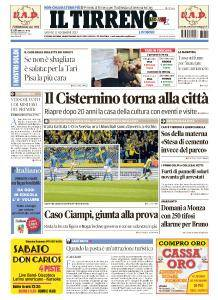 Il Tirreno Livorno - 11 Novembre 2017