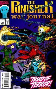 War Journal v1 058 - Ghost Rider  Daredevil