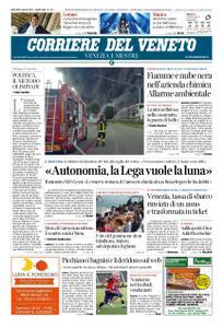 Corriere del Veneto Venezia e Mestre – 02 luglio 2019