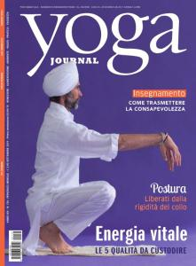 Yoga Journal Italia N.136 - Settembre 2019