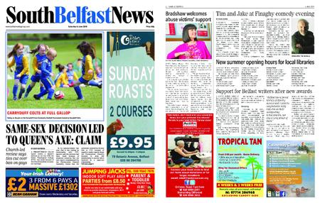 South Belfast News – June 06, 2019
