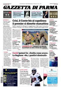 Gazzetta di Parma - 26 Gennaio 2021