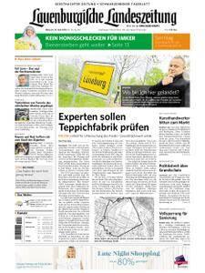 Lauenburgische Landeszeitung - 25. April 2018