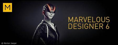 Marvelous Designer 6 Personal 2.5.92.23021 Multilingual