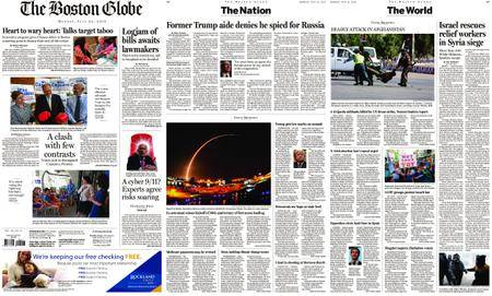 The Boston Globe – July 23, 2018