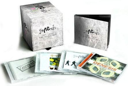 Genesis - The Movie BOX 1981-2007 (2009) Re-up