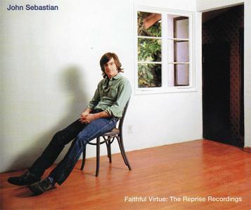 John Sebastian - Faithful Virtue: The Reprise Recordings (3CD) (2001) {Rhino Handmade/Warner Archives}