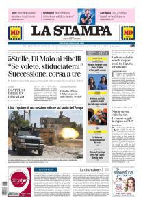 La Stampa Torino Provincia e Canavese - 11 Gennaio 2020