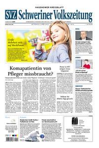Schweriner Volkszeitung Hagenower Kreisblatt - 03. April 2019