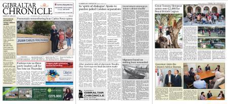 Gibraltar Chronicle – 22 June 2021