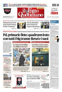 Il Fatto Quotidiano - 28 gennaio 2019