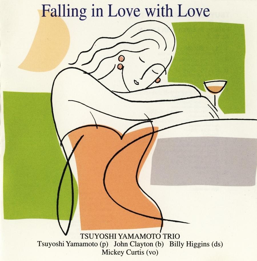 Tsuyoshi Yamamoto Trio - Falling in Love with Love (2002)