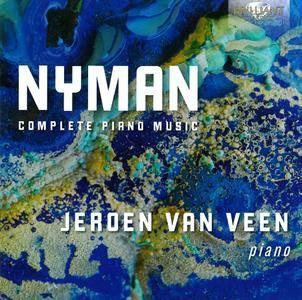 Jeroen van Veen - Michael Nyman: Complete Piano Music (2016) 2 CDs