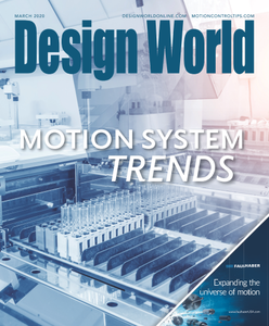 Design World - Motion System Trends March 2020