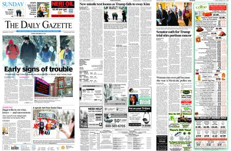 The Daily Gazette – December 22, 2019