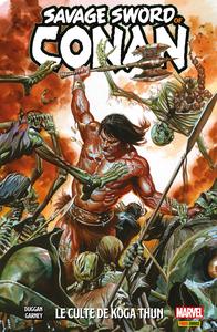 Savage Sword of Conan - Tome 1 - Le Culte de Koga Thun
