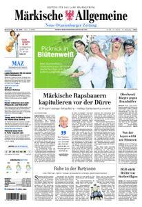 Neue Oranienburger Zeitung - 04. Juli 2019