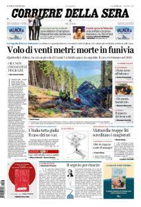 Corriere della Sera - 24 Maggio 2021