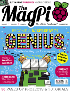 The MagPi - July 2021