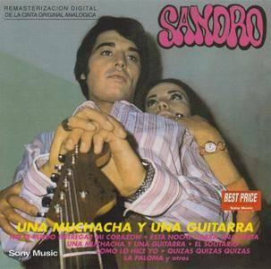 Sandro - Una Muchacha Y Una Guitarra (1968) [1999, Remastered with Bonus Tracks]