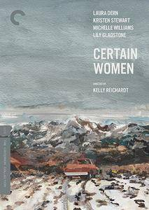 Certain Women (2016) [Criterion Collection]