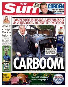 The Sun UK - 23 December 2019
