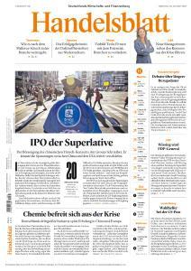 Handelsblatt - 18 August 2020