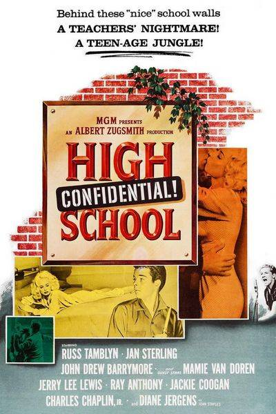 High School Confidential! (1958)