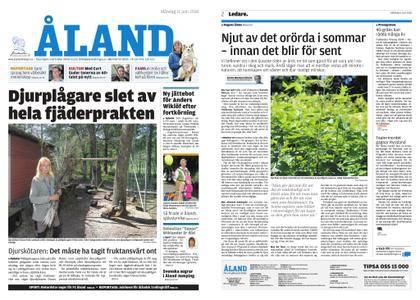 Ålandstidningen – 11 juni 2018